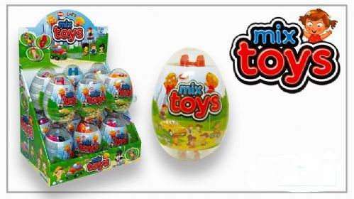 Aras Crystal Egg Mix Toys  (Turkey)